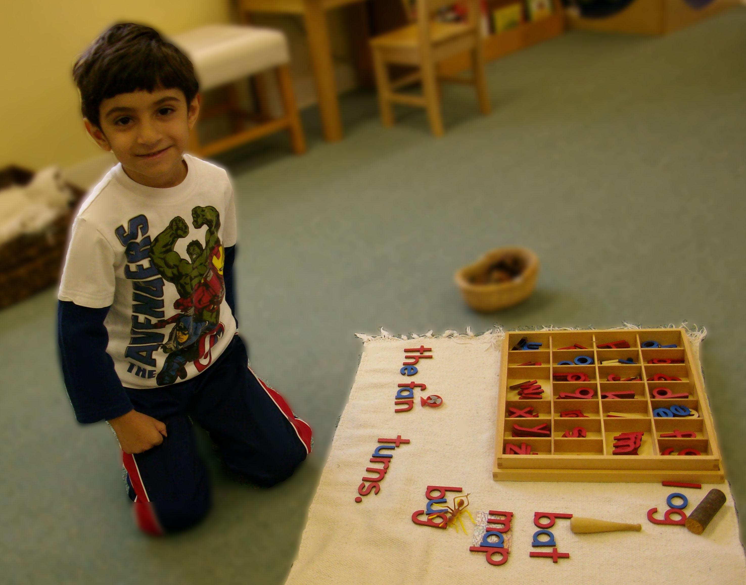preschool montessori