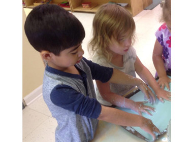 Canton Preschool Science