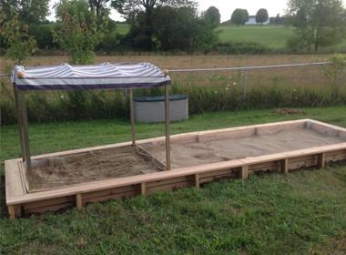 Canton Preschool Sandbox