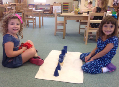 Canton Preschool 3D Shapes