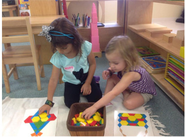 Canton Preschool Patterning