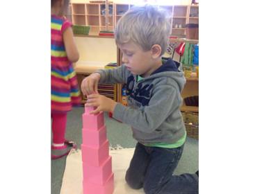 Canton Preschool Pink Tower