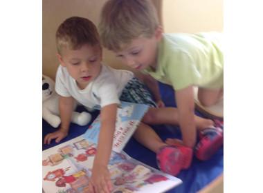 Canton Preschool Reading