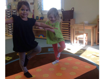 Canton Preschool Yoga