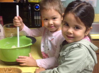 Canton Preschool Cooking