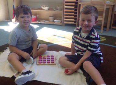 Canton Preschool Memory Matching Games