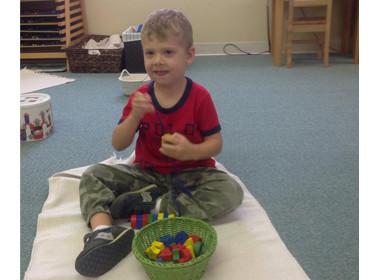 Canton Preschool Lacing Beads