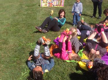 Canton Preschool Monkey Play