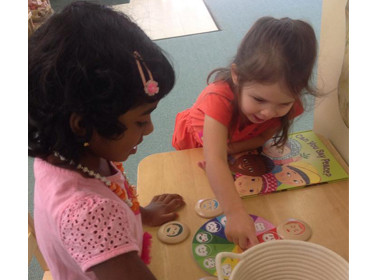 Canton Preschool Peace