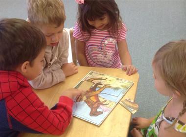 Canton Preschool Puzzle