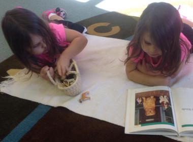 Canton Preschool Reading Twins