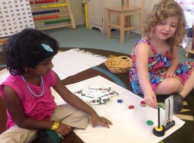Canton Preschool Science