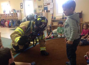 Canton Preschool FireFighter