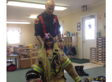 Canton Preschool FireFighter