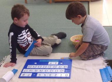 Canton Preschool Math