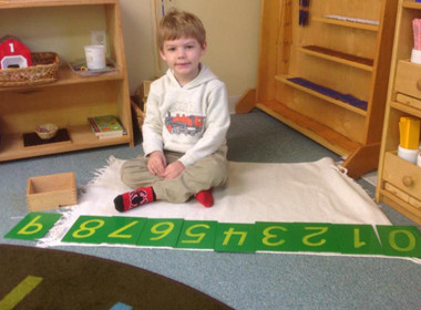 Canton Preschool Math