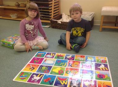 Canton Preschool Work Together