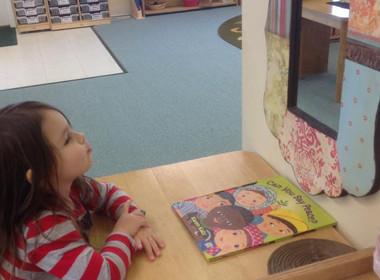 Preschool Canton Peace Table