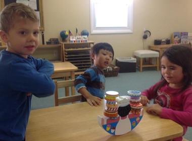 Canton Preschool Balancing