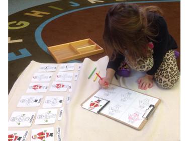 Canton Preschool Language Activity