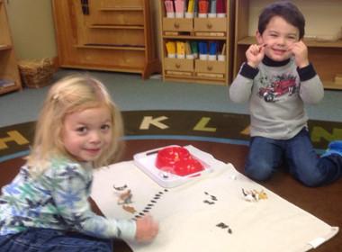 Canton Preschool Math Exchange Game