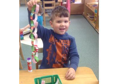 Canton Preschool Paper Chain