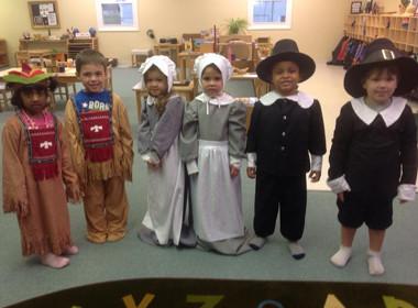 Preschool Pilgrim
