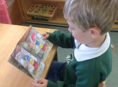 Canton Preschool Reading