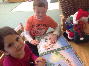 Canton Preschool Reading Together