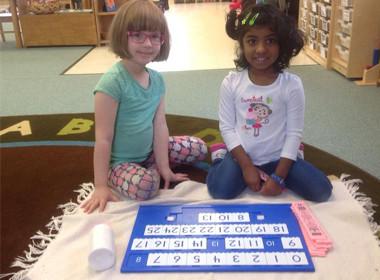 Preschool InstLearn Board