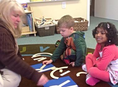 Canton Preschool Letters