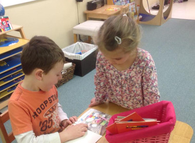 Preschool Read Books