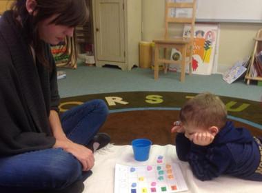 Preschool Sorting Board