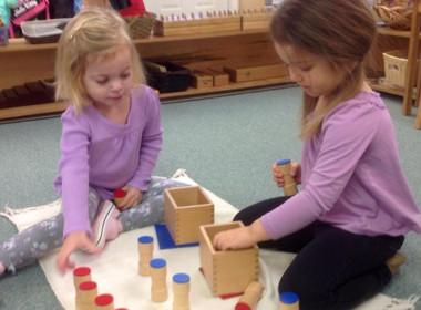 Preschool Sound Matching