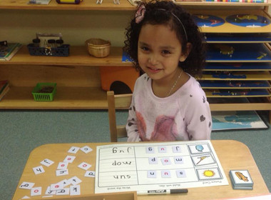 Preschool Word Work