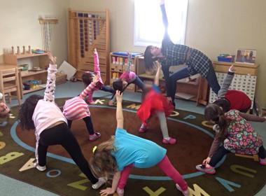 Michigan Yoga Triangle