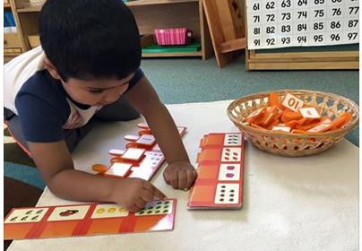 Canton Preschool Counting