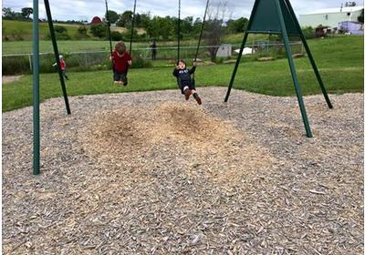 Canton Preschool Swinging