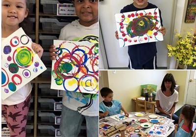 Preschool Canton Art