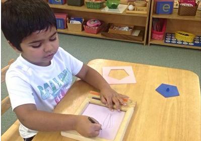 Preschool Inset Work